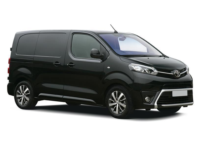 Toyota – LCV Proace L1 Icon 2.0D 120bhp