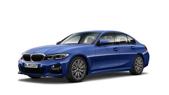 BMW 3-Series m-sport 320D