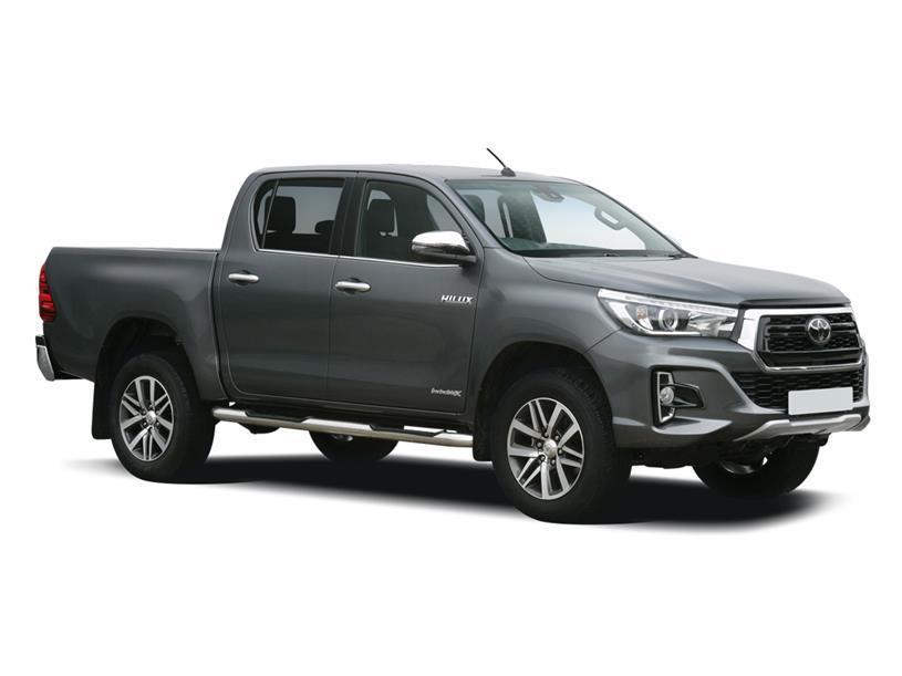 Toyota – LCV Hilux Invincible X 2.4D Double Cab Pickup