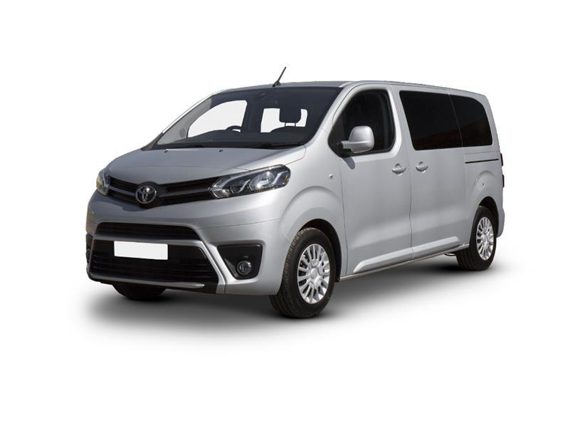 Toyota Proace Verso Shuttle Long 9 Seater 2.0D Manual